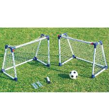 Collapsible Design Slips Into A Tiny Bag Big Enough For A GK To Soccer Goals Backyard