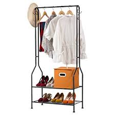 Coat Rack Heavy Duty Amazon LANGRIA Heavy Duty Commercial Grade Clothing Garment 98