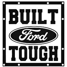 pink built ford tough logo. Simple Logo In Pink Built Ford Tough Logo G