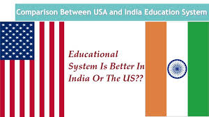 Ppt Comparison Between American And The Indian Education