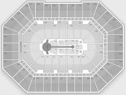 Target Center Row Chart Nationals Stadium Rows Online Charts Collection
