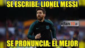 Resultado de imagen para memes barcelona goleada