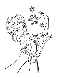 To Print Coloriage La Reine Des Neiges Disney 6 Click On The