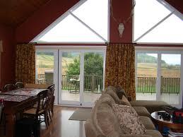 hunting lodge windows
