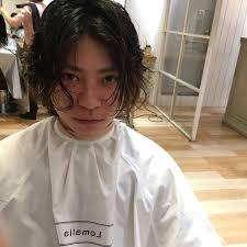イケメンがボッサボサの髪型をしていたのでバッサリカットして超絶