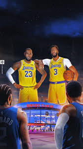 Looking for the best nba wallpapers lebron james 2018? Lebron James And Anthony Davis Wallpaper Lakers Vs Clippers Lebron James Lakers Wallpaper Lebron James Lakers
