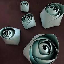 Paper Flower Business Paper Flower Rose Center Template Business Templates For Google