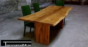 Tischfabrik24 Esstisch Natural Edge Naturkante
