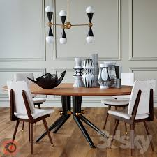 trocadero wood dining table camille dinning chair caracas six light chandelier vases