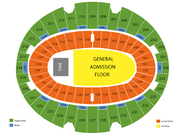 The Forum Seating Chart Cheap Tickets Asap