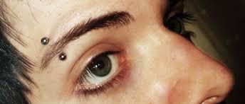 Eyebrow Piercing Wikipedia