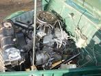 Двигатель уаз на газ 69