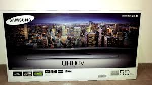 samsung tv box 55. samsung ue50ju6400w (unboxing, stand assembly, first boot/setup) uhd 4k smart tv greece - youtube tv box 55