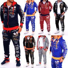 <b>ZOGAA Brand New Men</b> Sweatsuits Casual 2 Piece Set Hoodies ...