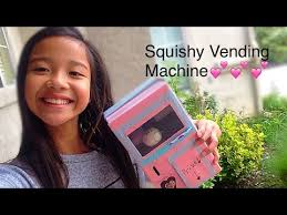 How To Make A Squishy Vending Machine Fascinating My Squishy Vending Machine REUPLOAD YouTube
