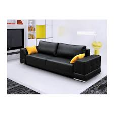 leather sofa bed. Real Leather Sofa Bed Corsica 280cm