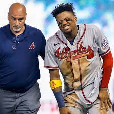 Ronald Acuna Jr. injury: Braves ...