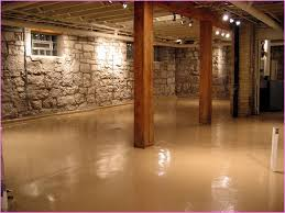 gray basement floor paint new home design intended for how to ideas 19