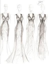 Fashion Designing Sketches Dresses 2014 Postparc