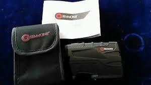simmons vertical volt 600. simmons volt 600 4x20 rangefinder (black) - 801600 vertical