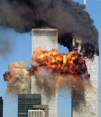 attacks facts information com smoke and flames erupting from the twin towers of new york city s world trade center after