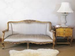 Bedroom: Bedroom Loveseat New Versailles Gold Bedroom Sofa With Silk  Upholstery French - Unique Bedroom