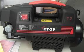 Máy rửa xe áp lực cao ETOP T2