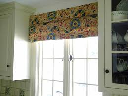 kitchen patio door valance