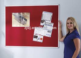 office wall boards. Jiangsu GBB-005 120*180CM Aluminum Frame Bulletin Fire Retardant Black Felt Board Office Wall Boards F