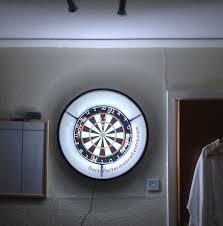 darts performance centre blog vision 360 dartboard lighting system review