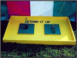 Old Fashioned Wooden Games Stand It Up Carnival Game Rental MD DC VA Old Fashioned Carnival 98