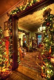 Elegant Victorian Christmas Home Decoration. This Christmas decorating ideas  ...