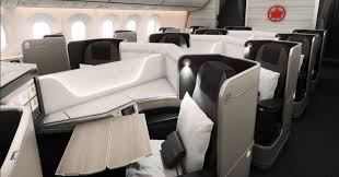 air canada s 787 business class looks quite sy and it s within reach when you use this card for a year final thoughts the td aeroplan