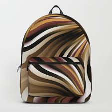 Backpack Graphic Design Graphic Design Modern And Decorative Backpack By Gabiwart