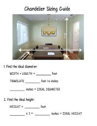 chandelier size for dining room dining room chandelier size dining room decor ideas and showcase best