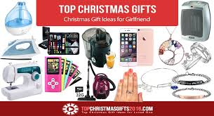 Best Christmas Gift Ideas for Your Girlfriend 2017