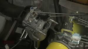 Briggs & Stratton Riding Lawn Mower Engine Carburetor #591736 - YouTube