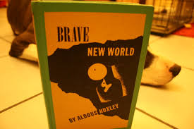 brave new world and horrifying dystopias my beautiful bookshelf brave new world aldous huxley sci fi dystopia