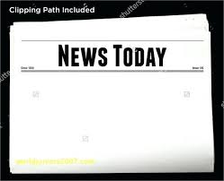 blank newspaper template blank newspaper template printable free wanted poster templates and