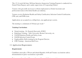 Cover Letteral Assistant For Student Traineeship No Experience