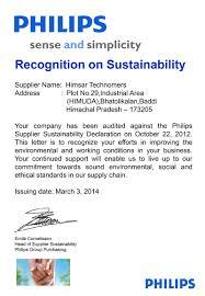 Certifications Sark Industries