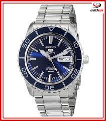 seiko 5 sports diver blue snzh53 snzh53k1 automatic watch