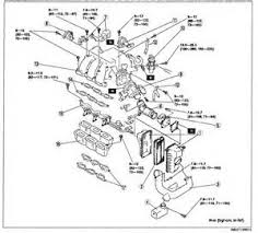 similiar 2003 mazda mpv exhaust diagram keywords mazda mpv intake diagram mazda engine image for user manual