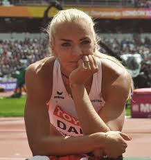 Ivona Dadic | Track and field, Athlete, Sports
