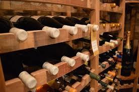 custom wine racks barrel wine cellar designs
