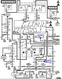 chevy tail light wiring diagram annavernon 1997 chevy s10 turn signal wiring diagram it looks like yellow