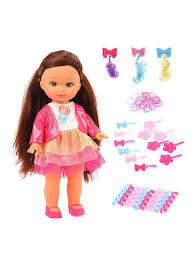 <b>Кукла Элиза</b> Студия причесок <b>Mary Poppins</b> 7975258 в интернет ...