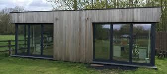 init studios garden office. Garden Office And Gym Init Studios