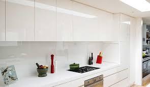 kitchen cupboards handleless