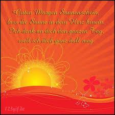 Guten Morgen Sonnenschein Spruch Ribhot V2